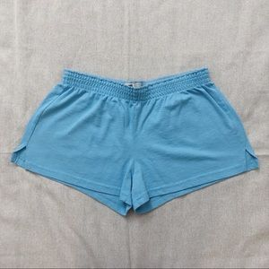 Soffe Blue Shorts Size Small